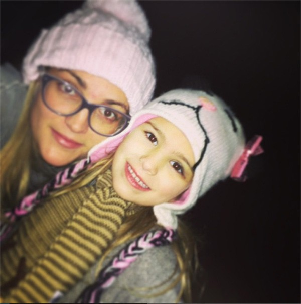 Jamie Lynn Spears com a filha Maddie Briann Aldridge (Foto: Instagram)