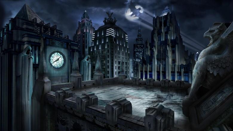 Gotham City (Foto: Divulgao)
