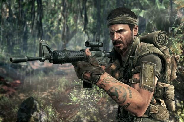 """""""Call of Duty: Black Ops"""" arrecadou 360 milhões apenas no primeiro dia de vendas, um valor maior que o arrecadado pelas bilheterias na estreia de """"Harry Potter e as relíquias da morte"""" (Foto: reprodução)"""