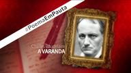 Pontual lê poema do francês Charles Baudelaire