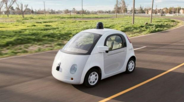 Google lança veículo capaz de se movimentar sem motorista.  (Foto: Estadão Conteúdo)