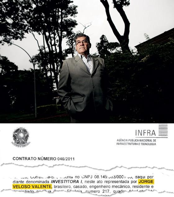 Jorge Valente, proprietário da Bio Brasil Energia (Foto: Reprodução)