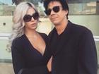 Coyote Shivers, marido de Mayra Dias Gomes, é preso