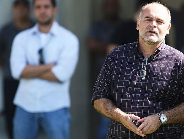 Presidente do Botafogo, Mauricio Assumpção  (Foto: Márcio Alves / Agência O Globo)