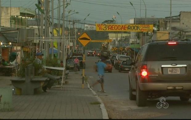 Pacaraima é habitado por mais de 10 mil pessoas (Foto: Roraima TV)