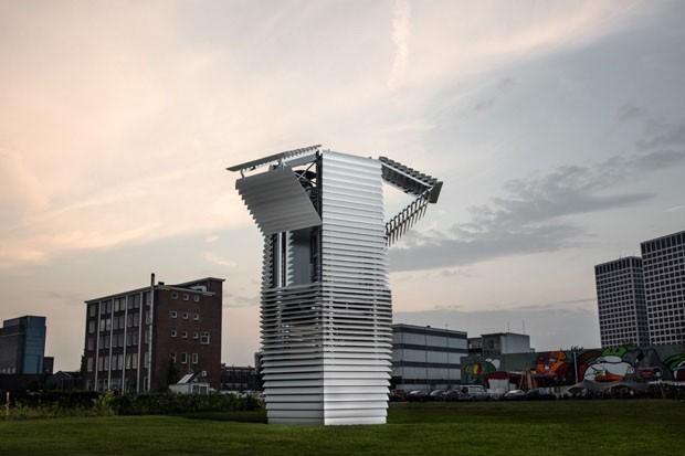 Smog Free Tower  (Foto: Divulgação )