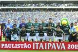 Finalistas, Palmeiras e Santos dominam a seleção do Paulistão