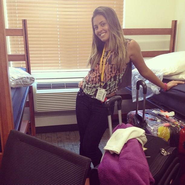Daniella Favatto, filha de Romário  (Foto: Instagram / Reprodução)