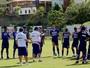 Sem dupla de zaga, Bahia finaliza preparação para enfrentar Luverdense