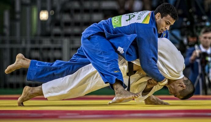 Alex Pombo Rio 2016 (Foto: Marcio Rodrigues/MPIX/CBJ)