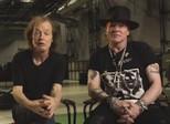 Axl Rose convida fãs para show do AC/DC em Portugal; veja o vídeo