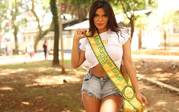 Suzy Cortez (Foto: Iwi Onodera / EGO)