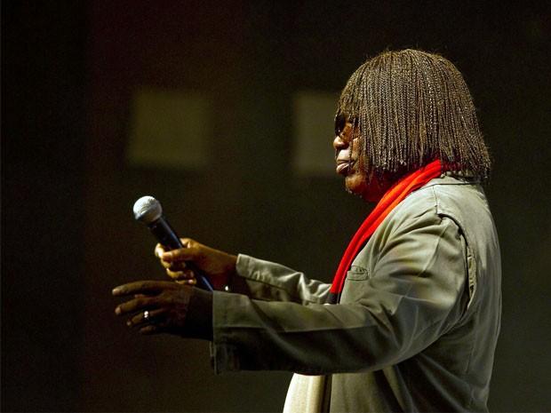Milton Nascimento se apresenta no sábado (08) no Palco da Mina em Três Pontas (MG) (Foto: Divulgação)