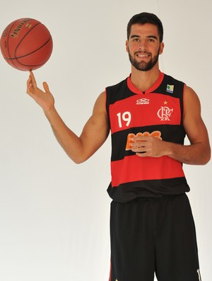 gege flamengo nbb basquete (Foto: João Pires/LNB)