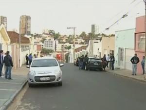 operação uberaba Polícia Civil Operação Serendipity (Foto: Reprodução/TV Integração)