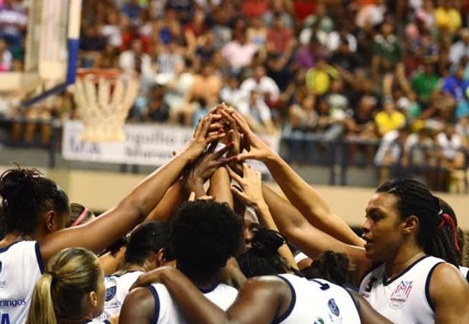 Maranhão Basquete  venceu O Sport, líder da LBF (Foto: Biaman Prado/MB/Divulgação)