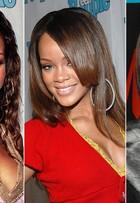 Platinado, vermelho, joãozinho... No aniversário de Rihanna, relembre os cabelos já usados pela cantora