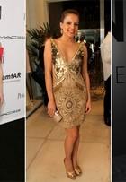 ENQUETE: Veja os looks das famosas e vote na mais bem vestida da semana