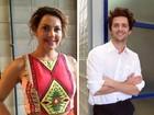 Fabíula Nascimento comenta críticas sobre namorar ator mais novo: 'Cafona'