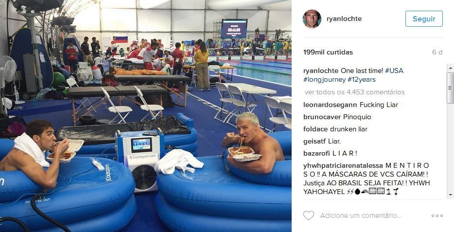 """""""Pinóquio"""", """"as máscaras de vocês caíram"""", dizem seguidores (Foto: Instagram/Reprodução)"""
