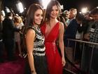 Selena Gomez e Vanessa Hudgens lançam filme nos Estados Unidos