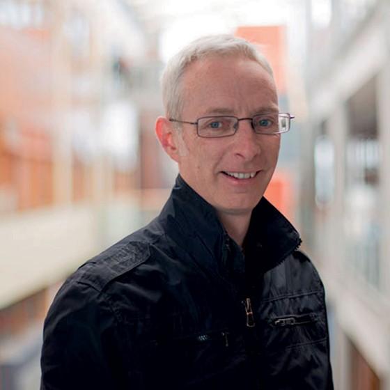 O professor de política Iain Mcmenamin (Foto: Divulgaçã)