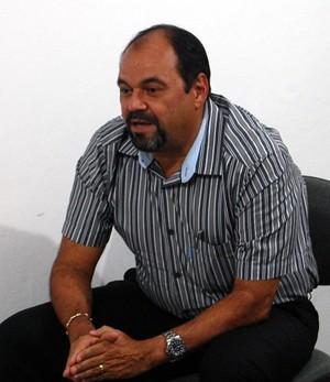 Breno Morais, conselheiro do Botafogo-PB (Foto: Larissa Keren/Globoesporte.com)