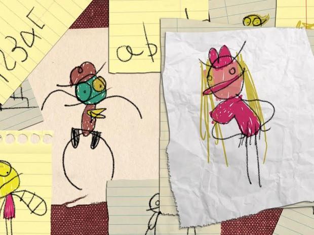 Animaçãocapixaba lança olhar inventivo, lúdico e realista sobre lembranças infantis (Foto: Divulgação/RF)