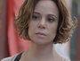 Ana fica constrangida com acusação da mãe de Luciana