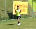 Antes de voltar ao Rio, Camilo treina forte, e João Paulo aparece no campo