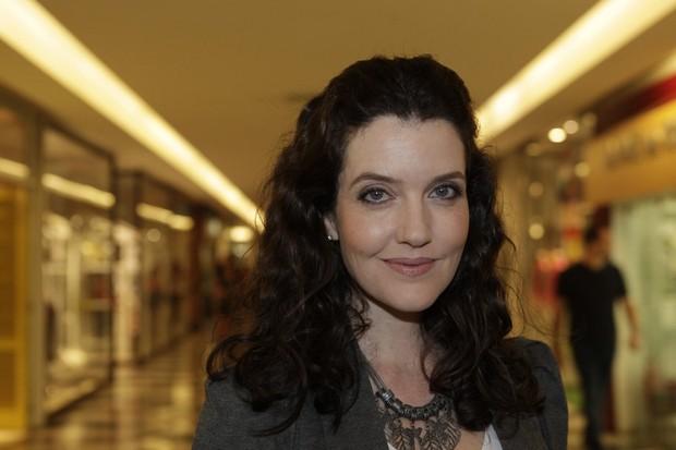 Larissa Maciel (Foto: Isac Luz / EGO)