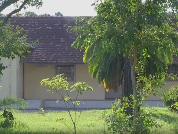 Complexo do Pirapitingui é referência em tratamento de hanseníase no estado (Foto: Reprodução/TV TEM)