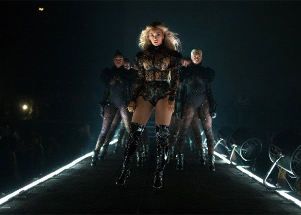 Beyoncé (Foto: Reprodução/Beyonce.com)