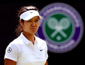Na Li Wimbledon 27/06/2014 (Foto: Getty Images)
