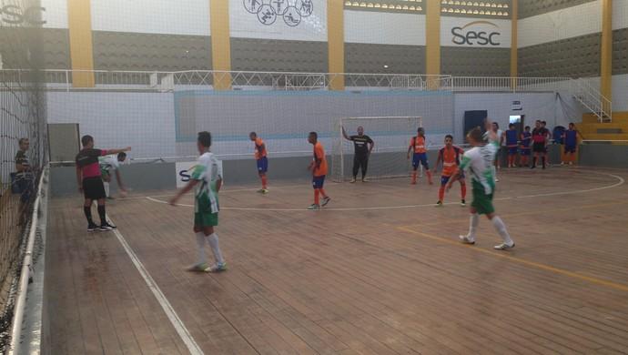 10ª Copa TV Asa Branca de futsal (Foto: Vital Florêncio / GloboEsporte.com)