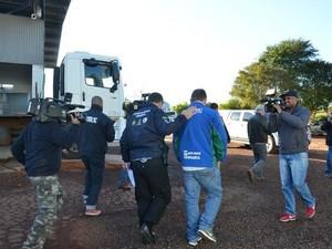 MP fez novas denúncias na Operação Leite Compensado (Foto: Marjuliê Martini/Divulgação Ministério Público )