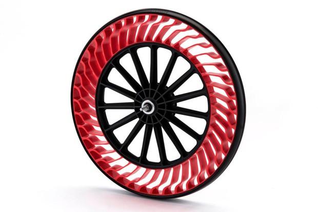 Bridgestone Air Free Concept (Foto: Divulgação)