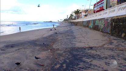 Segundo o Inema, 19 praias estão impróprias para banho em Salvador