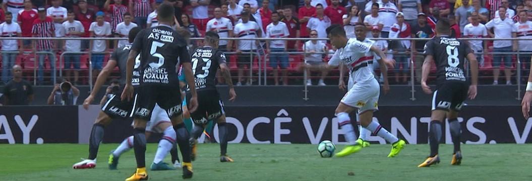 48f098f771 São Paulo x Corinthians - Campeonato Brasileiro 2017-2017 ...