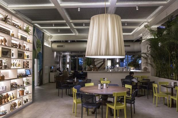 Alex Atala abre restaurante sustentável no Itaim (Foto: Ricardo D'Angelo)