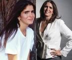 Malu Mader interpretou Cláudia, jovem forasteira que deseja descobrir quem são os verdadeiros culpados da morte de sua família.  | TV Globo