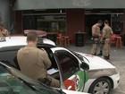 Mulher é morta a tiros em Joinville; namorado é suspeito