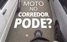 Briga eterna (Veja o que pensam motociclistas e motoristas (Rafael Miotto/G1))