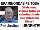Empresário é assassinado em Picos e polícia suspeita de execução