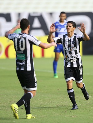 Magno Alves, Ceará, Uniclinic (Foto: Tiago Gadelha/Agência Diário)
