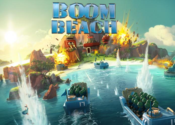 Boom Beach (Foto: Divulgação) (Foto: Boom Beach (Foto: Divulgação))