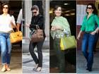 'Gosto de misturar e de pesquisar', diz Fátima Bernardes sobre moda