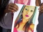 Jovem morta junto com namorado é enterrada em Floresta Azul, na Bahia