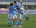 Time de Luxa vence a 3ª e segue na liderança da segunda divisão chinesa