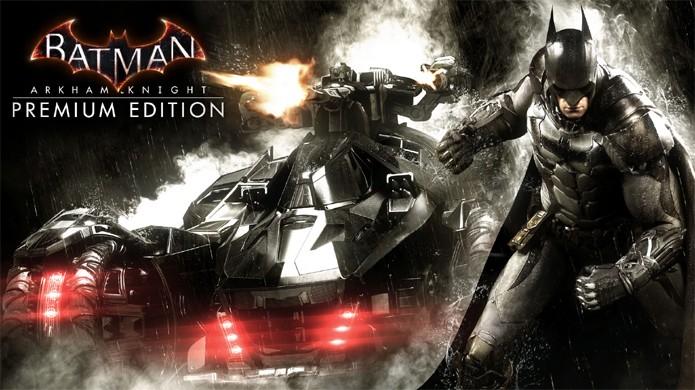 Batman: Arkham Knight Premium Edition incluirá o jogo e seu Season Pass com futuros DLCs (Foto: Reprodução/Gematsu)